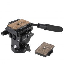 Yunteng YT-950 cap trepied Profesional DSLR & video fluid