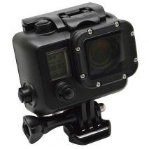 Carcasa waterproof replace Neagra pentru GoPro Hero3, 3+, 4 GP246