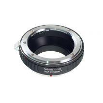 K&F Concept Nikon-NX adaptor montura Nikon AI AI-S AF AF-D AF-S AF-I G la Samsung NX