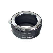 K&F Concept AI-NEX adaptor montura Nikon AI la Sony NEX