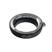 K&F Concept LM-FX adaptor montura Leica M la Fuji X-Mount