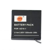 Acumulator  DSTE AZ16-1 1300mAh pentru Xiaomi Yi II 4K lite