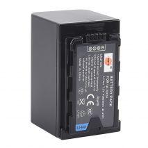 Acumulator DSTE VW-VBD58 4500mAh replace Panasonic AJ-PX, HC-MDH