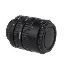 Tuburi de extensie macro Meike cu AF pentru Canon EF EF-S