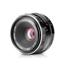Obiectiv manual Meike 25mm F1.8 pentru Sony E-mount