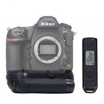 Grip Meike MK-D850 PRO cu telecomanda wireless pentru Nikon D850