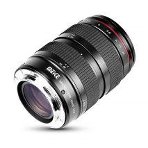 Obiectiv Telefoto manual Meike 85mm F2.8 Macro pentru Canon EF-M mount