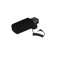 Microfon Stereo K&F Concept S5 Shotgun pentru DSLR si camere video