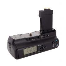 Grip Meike MK-550DL cu ecran LCD pentru Canon EOS Rebel