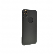 Carcasa de protectie cu filet pentru lentile de conversie compatibila Iphone X