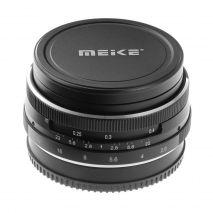 Obiectiv manual Meike 28mm F2.8 pentru FujiFilm FX-mount