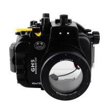 Carcasa subacvatica waterproof SeaFrogs pentru Panasonic GH5