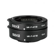 Tuburi de extensie macro Meike MK-P-AF3B cu Auto focus pentru Micro 4/3(MFT)