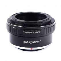 K&F Concept TAMRON- M4/3  adaptor montura de la Tamron Adaptall 2 la Micro 4/3-Mount(MFT) KF06.172