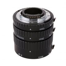 Tuburi de extensie macro Meike MK-N-AF1-A cu Auto focus pentru Nikon