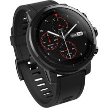Smartwatch Xiaomi Amazfit Stratos ceramic MultiSport Waterproof Negru