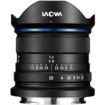 Obiectiv Manual Venus Optics Laowa Zero-D 9mm f/2.8 pentru drona DJI Inspire 2 si Zenmuse X7