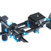 Suport de filmare pentru DSLR Rig Commlite Commstar V1 cu sine 15mm