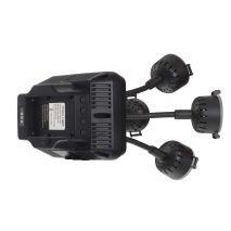 Shoot XT-4 Lampa foto-video cu 8 LEDuri orientabile