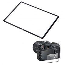 Ecran protector LCD Fotga D7100 din sticla optica pt Nikon D7200 D7100 D600 D610 D800 D810 D4 Df