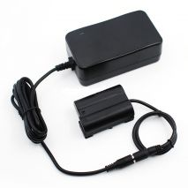 AC adapter replace EH-5 + EP-5B coupler EN-EL15 replace Nikon