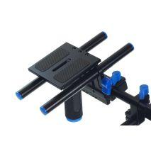 Commlite CS-V2 suport filmare cu sine 15mm pentru DSLR