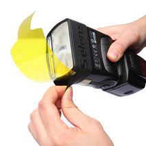 Selens SE-CG20 Kit geluri pentru blitz speedlite cu montura universala