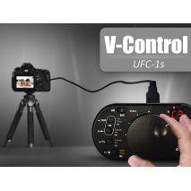 USB Focus Controller Evolution Follow Focus Aputure V-Control UFC-1S pentru Canon 1D Mark IV 5D Mark III 7D 60D 70D 760D 750D 650D 600D 550D