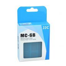 JJC MC-6B Cutie rigida pentru carduri de memorie