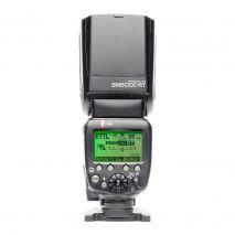 Shanny SN600C-RT Blitz Canon ETTL, wireless radio, HSS