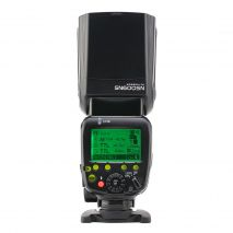 Shanny SN600SN Blitz Nikon i-TTL, wireless optic, HSS