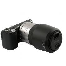 JJC LH-SH115 Parasolar ALC-SH115 pentru SONY E 55-210mm f/4.5-6.3 OSS E-Mount