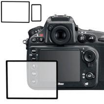 Ecran protector LCD Fotga D800 din sticla optica pentru Nikon D800 D810 D800E