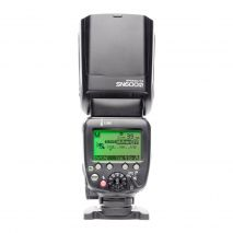Shanny SN600n Blitz Nikon i-TTL, wireless optic, HSS