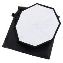 Mini softbox octogonal 30cm pt blitz speedlite