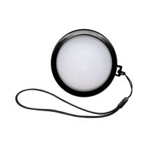 Capac filtru balans de alb White Balance cap 72 mm