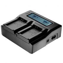 Incarcator  Dste LCD dual LP-E12 replace Canon