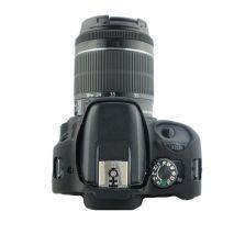 Husa de protectie din silicon pentru Canon 100D