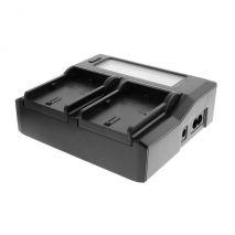 Incarcator Dste LCD dual NP-W126 replace Fujifilm