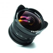 Obiectiv manual 7Artisans 7.5mm F2.8 Fisheye pentru Sony E-mount