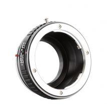 K&F Concept Canon C/Y-M4/3 adaptor montura Contax Yashica-Micro 4/3 (MFT)