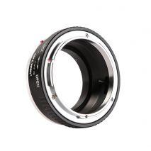 K&F Concept FD-EOS M adaptor montura de la Canon FD la Canon EOS M