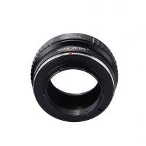 Kent Faith M42-FX adaptor montura M42 la Fujifilm X