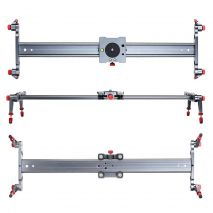 Slider din aluminiu 60cm pentru camere video si DSLR