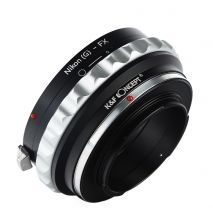 Kent Faith Nikon(G)-FX adaptor montura Nikon G la Fuji X-Mount KF06.109