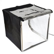 Mini studio foto LED 80cm Godox triple-light 60W