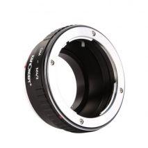 K&F Concept OM-M4/3 adaptor montura Olympus OM (4/3) - Micro 4/3 (MFT)