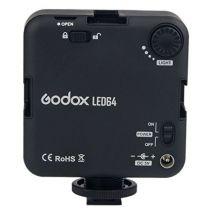 Lampa LED Godox LED64 - lampa video cu 64 LED-uri