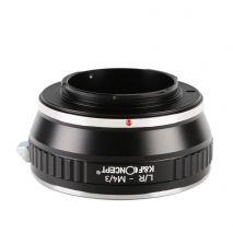K&F Concept L/R-M4/3 adaptor montura Leica R-Micro 4/3 (MFT)