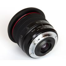 Obiectiv manual Meike 8mm F3.5  Fisheye pentru Canon EOS EF mount
